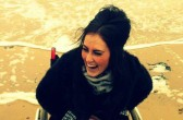 Chelsey Jay wheelchair model