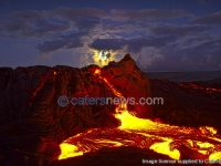 Colour Blind Volcano Snaps