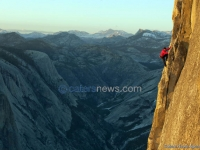 Alex Honnold Freeclimbing