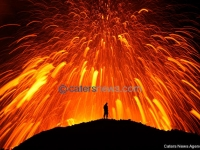 Amazing Volcano Photographer