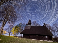 Amazing Star Trail Images