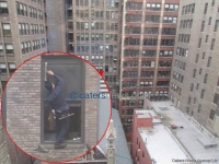 Daredevil Window Cleaner