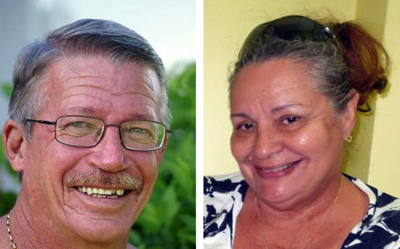 Arthur Alleyne, 63, and his 59-year-old wife Sharon Went-Alleyne have been found