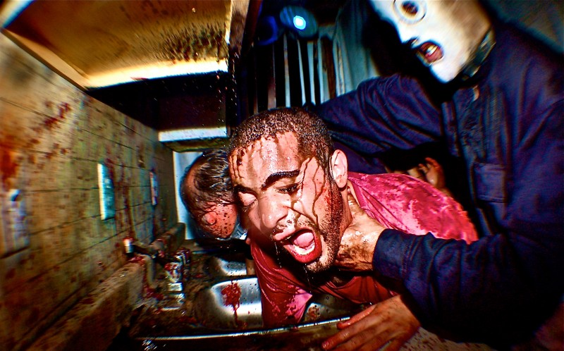The McKamey Manor is believed to be the world's most exclusive haunted house