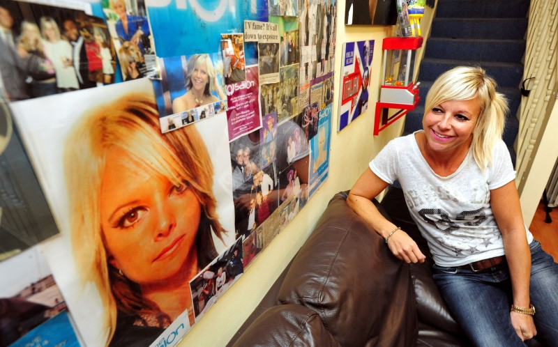 The hairdresser, who featured in tv show The Salon in 2004, endured seven months of gruelling treatment