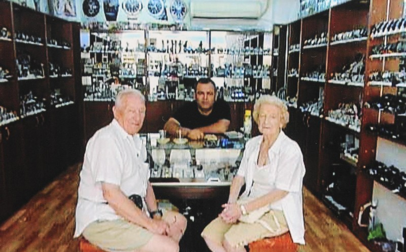 Dennis Gittins, 85, collapsed in a jewellery store 11 days into a holiday in Marmaris, Turkey