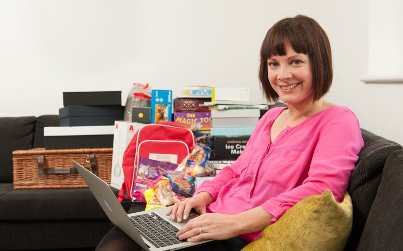 The mum-of-one gave up work to enter competitions full time