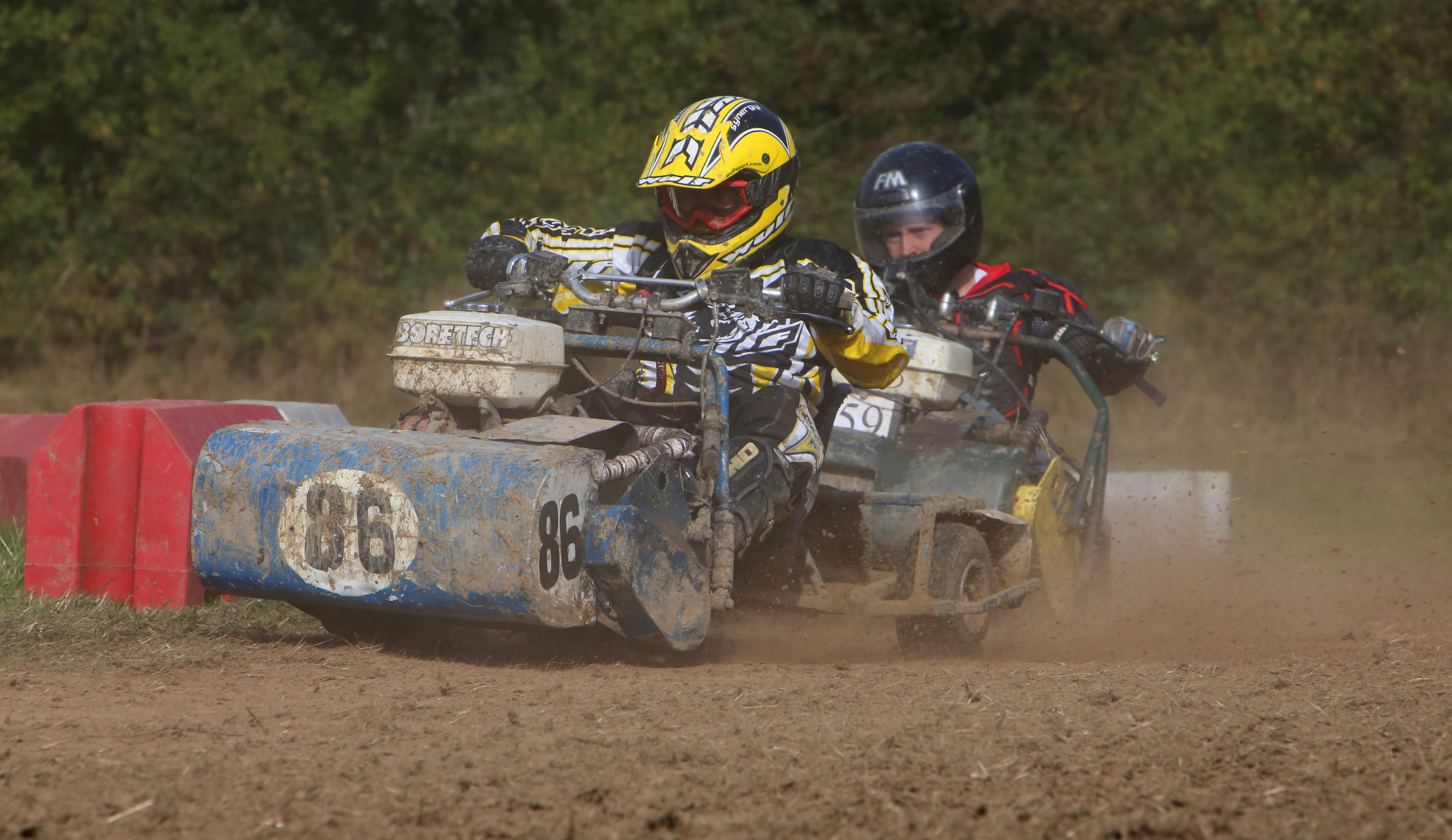 World Lawnmower Racing Championships Take Place In Uk