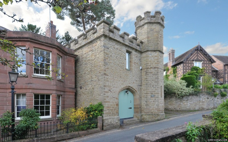 the grade II listed building is on the market for £268,000