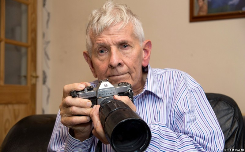Photographer Niels McGuinness, 75, was first on the scene of the Birmingham pub bombings on the evening of November 21st 1974