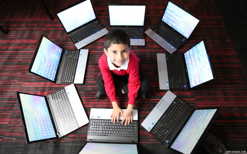 Gifted Ayan Qureshi has become the world's youngest Microsoft Certified Professional