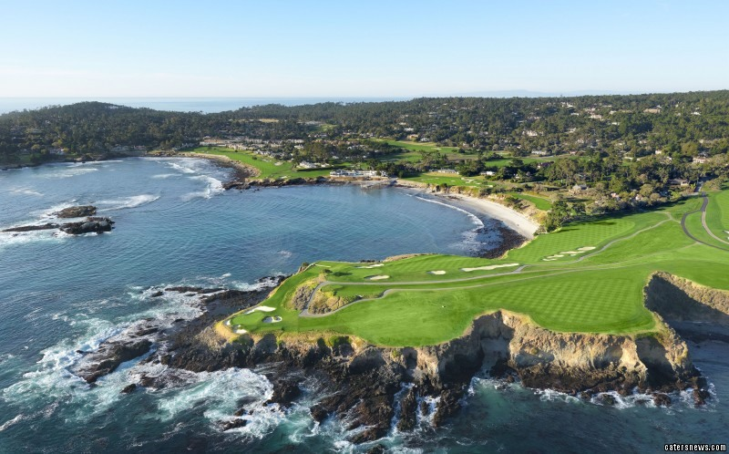 These incredible selection of photographs show some of the most beautiful golf courses ever created