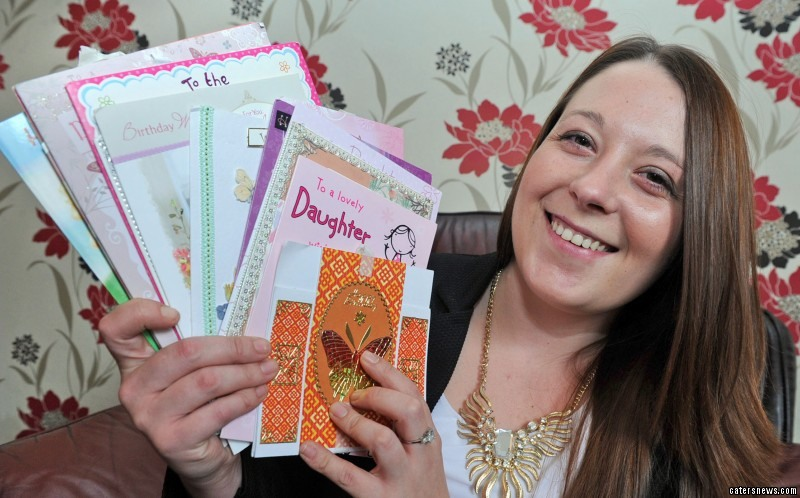 Joanna Cartwright lost her memory after suffering from a life threatening condition caused by a tampon