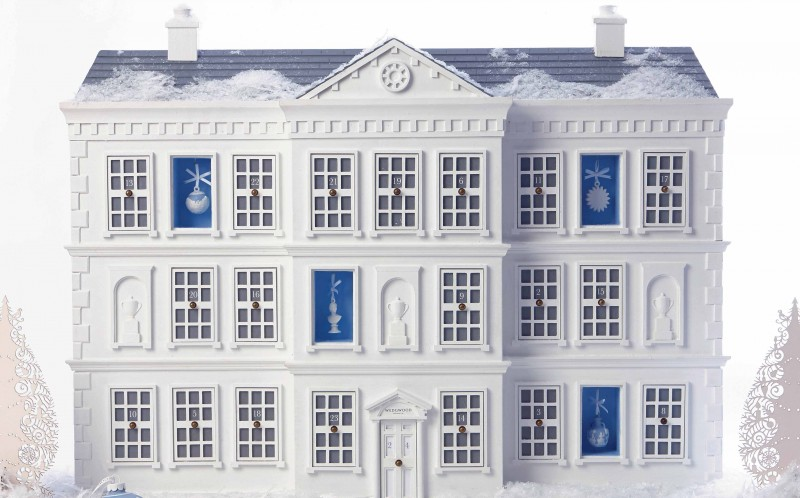 Wedgwood Advent house