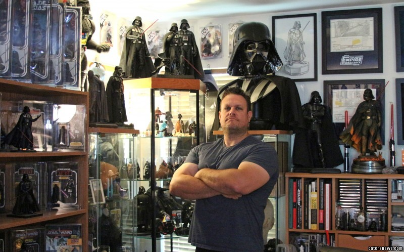 The Force Is Strong With This One Star Wars Fan Has Spent