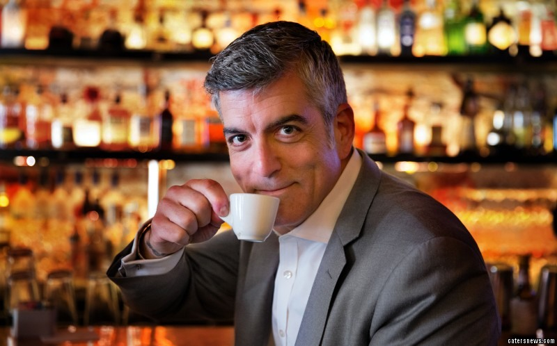 With the real George Clooney now a taken man, David is feeling the pressure to keep in character