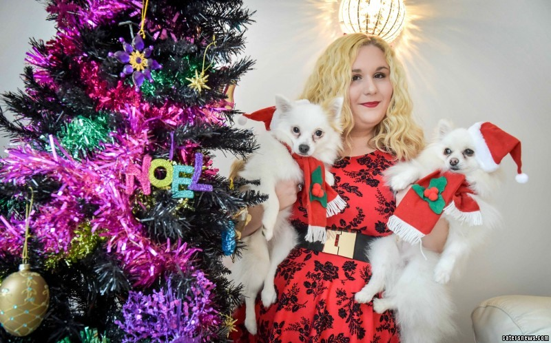 Stephanie Mariam spends a whopping £2,000 on presents for her pet pooches