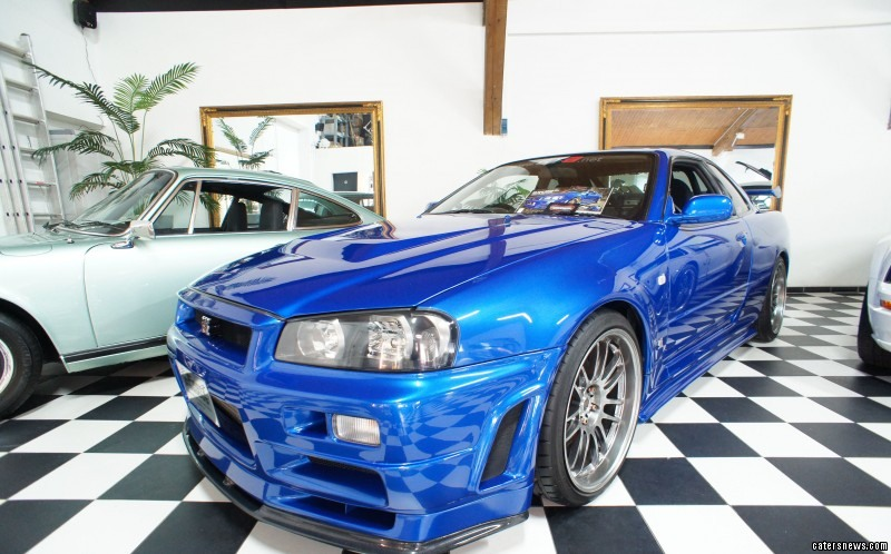 Fast And The Furious Cars For Sale: Incredible Car From Fast And Furious Film Driven By Late