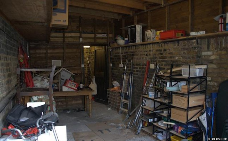 The space is likely to be transformed into a studio flat