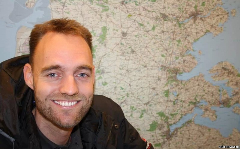 Torbjørn Pedersen, 36, is set to become the first person to visit every country in the world without using air travel