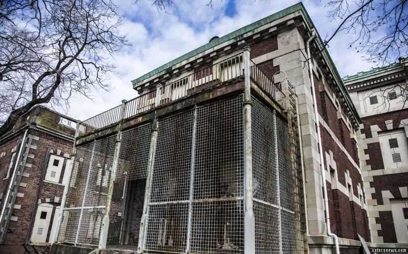 Ellis Island Immigrant Hospital has been closed to the public for 60 years