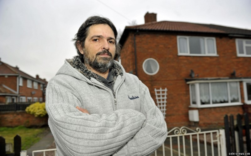 Full-time carer Carlos, 53, should have been paid a carer's allowance starting in November