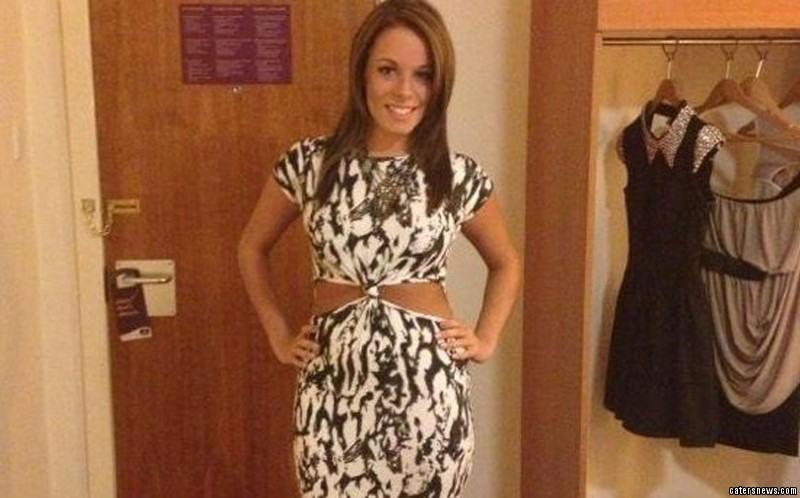 Kirstie Wilson, 20, was first diagnosed with cervical cancer three years ago