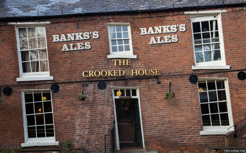 Crooked House Pub