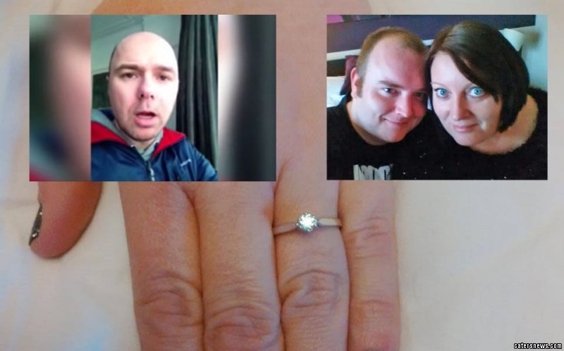 KARL PILKINGTON ENGAGEMENT
