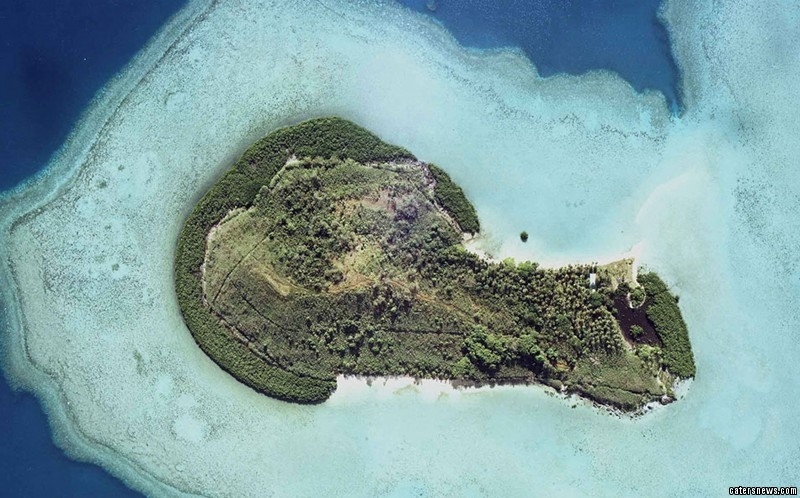 Plots on a penis shaped island are on sale for less than the average price of a property in the North East