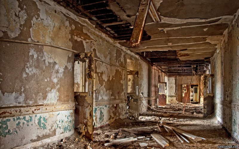 Preservationists say that the hospital should be turned into a mental health museum and housing