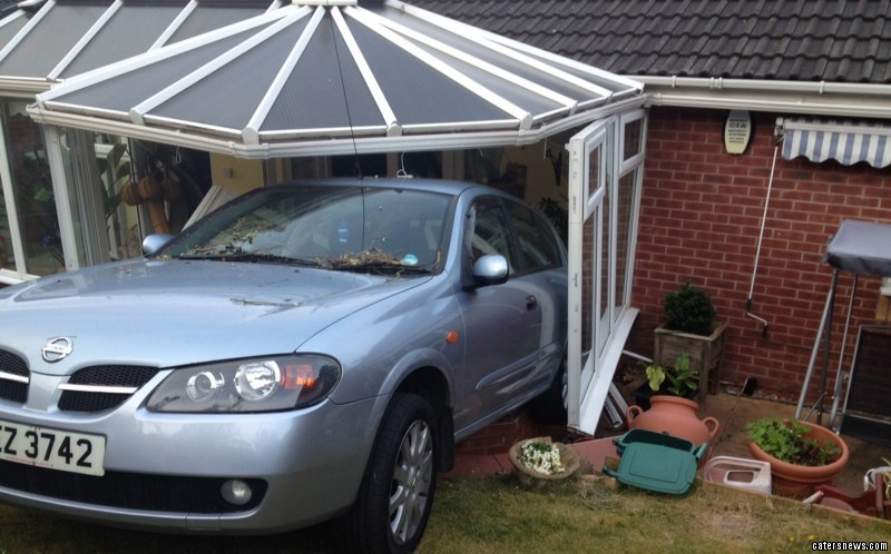 Vera spent over £10,000 on the conservatory about 10 years ago
