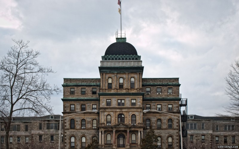 Greystone Park Psychiatric Center was built to house hundreds of mentally ill patients