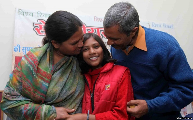 She has now outdone her elder brother, Shailendra who held the title for the youngest computer science graduate