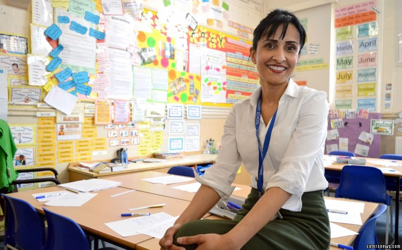 The mega primary is rated 'outstanding' by Ofsted