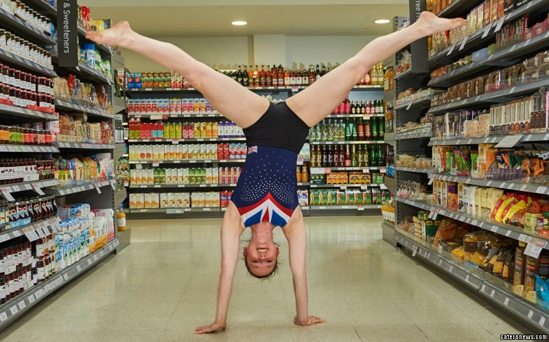 Acrobatic gymnastics is a competitive gymnastic discipline where teams of gymnasts perform routines