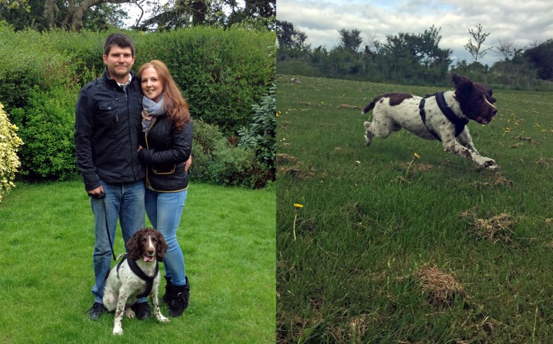 owners, Siouxie and Richard Nelson were told the operation would set them back a hefty £3680