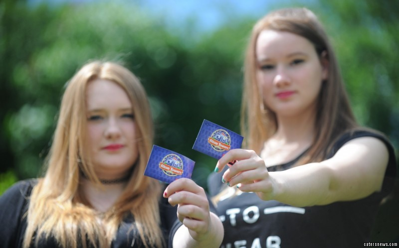 Tiff Owen and her sister Jess revealed that they were nearly involved in the Alton Towers rollercoaster crash