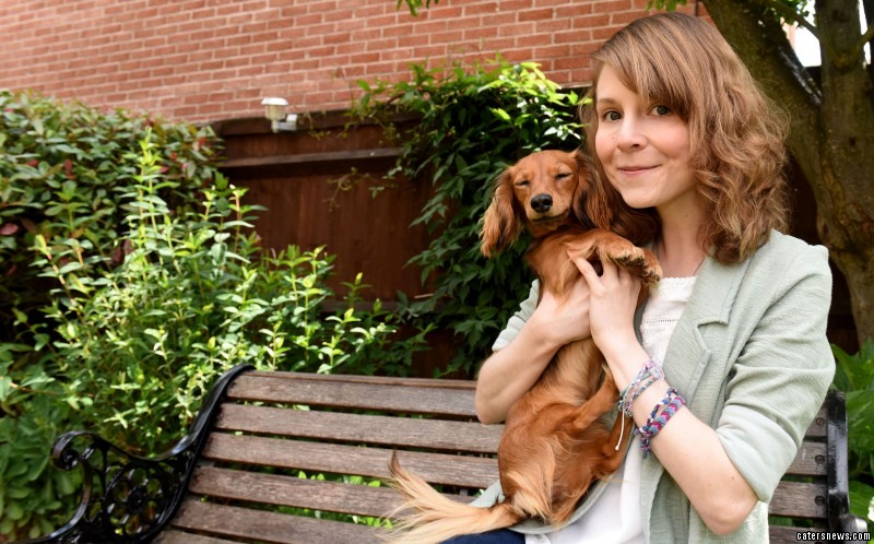 Anorexic Sophie Hewlett was saved by her puppy - thanks to its routine feeding times