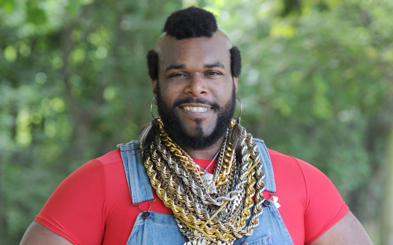 ... Baracus)! Meet the Mr T lookalike who works as a university lecturer