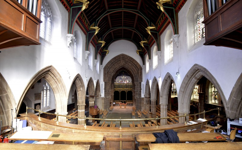 Leicester Cathedral prepares for reinterrment