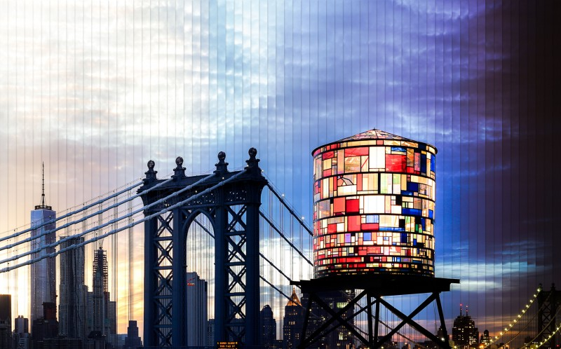 New York: 70 photographs, 2 hours, 10 minutes