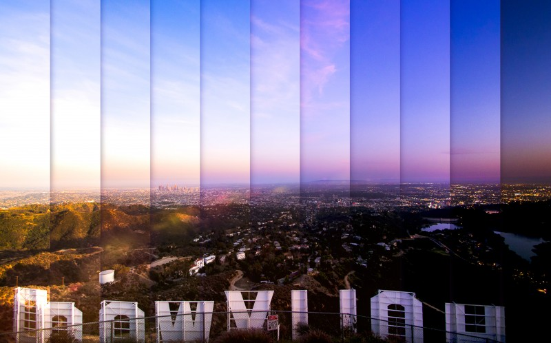 Hollywood: 11 photographs, 1 hour 15 minutes
