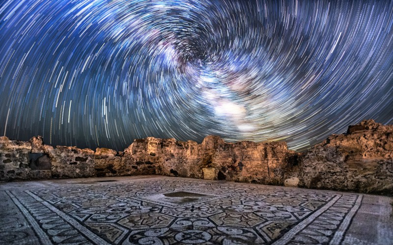 Alessio Putzus incredible Star Spirals all over the world