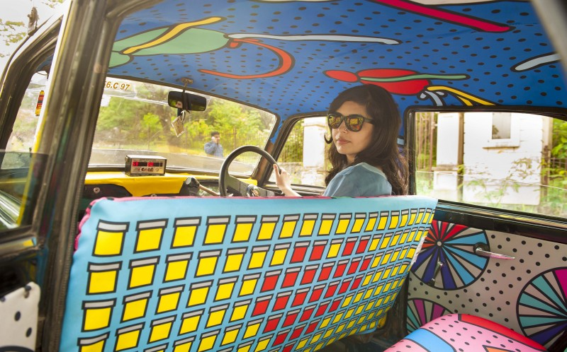 These stunning interior taxi designs are brightening up commuter journeys