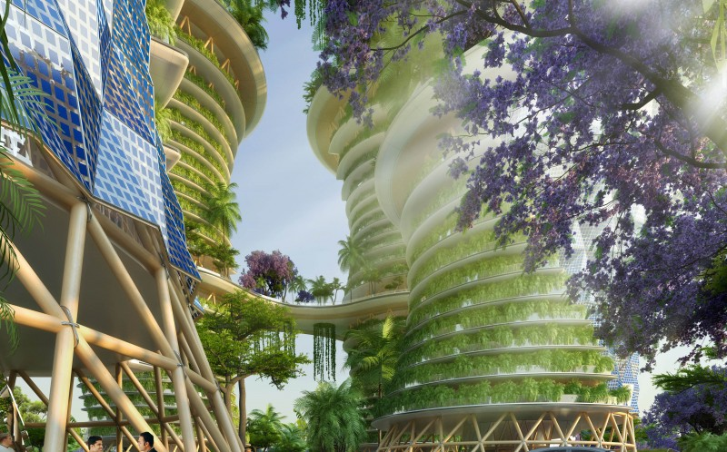 Could This Eco Utopia Be The Answer To Climate Change New