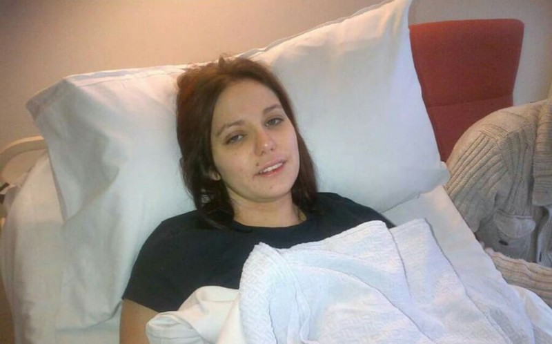 Angel in hospital