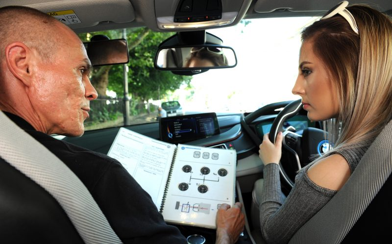 Learn to drive in Britain's most elite driving school