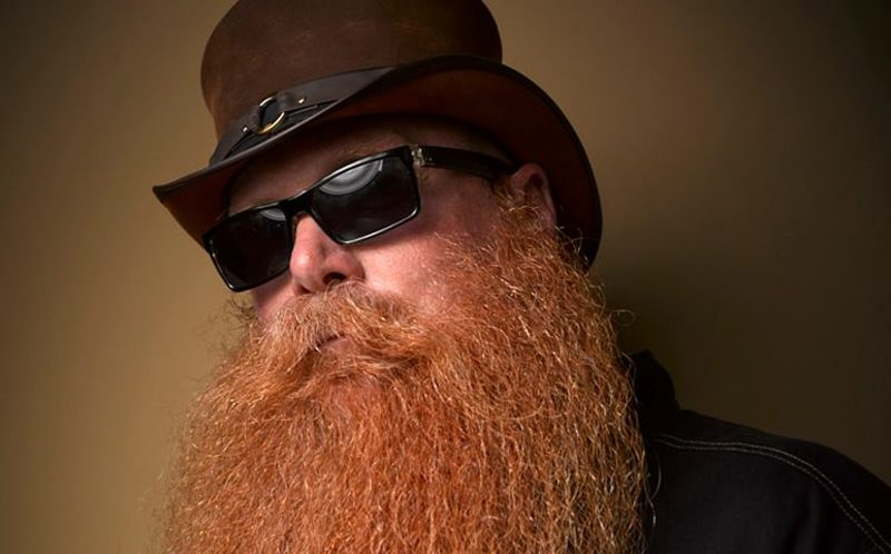 PIC BY GREG ANDERSON / CATERS NEWS - (PICTURED: Shane Sherrif.) - Gents from around the world descended on Nashville earlier this month fighting for the title of best beard in the National Beard and Moustache Championship. The annual competition covers 17 categories in which the men can compete, ranging from freestyle, to natural, to facial hair inspired by icons such as Dali and the Musketeers. With the competition as stiff as the waxed moustaches, competitors had to go beard to beard to decide whose facial fuzz was the most fan-TASH-tic. Competitors were judged on their overall appearance, style and personality, with judges also considering originality and creativity in the freestyle categories. Contestants certainly rose to the challenge with perfectly curled beards and also more outrageous statement styles, such as a Tim Burton themed beard, and a beard styled to look like a beak. - SEE CATERS COPY