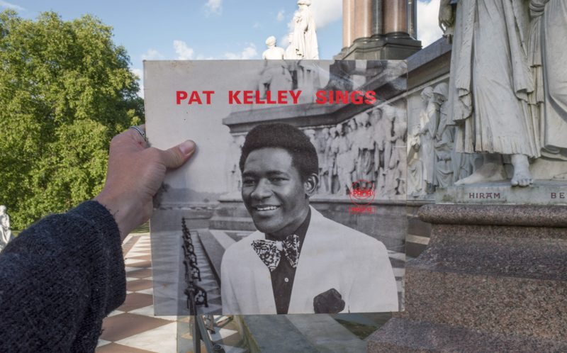 PIC BY ALEX BARTSCH / CATERS NEWS - Pat Kelly, Pat Kelley sings, Pama 1969.
